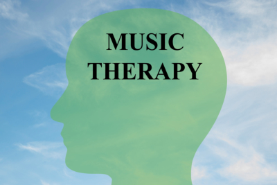Music Therapy concept